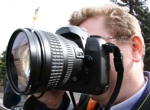 Generic photographer