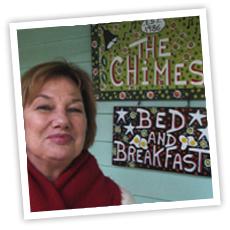 crew - 'The Chimes'B & B